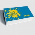 Colour Business Cards